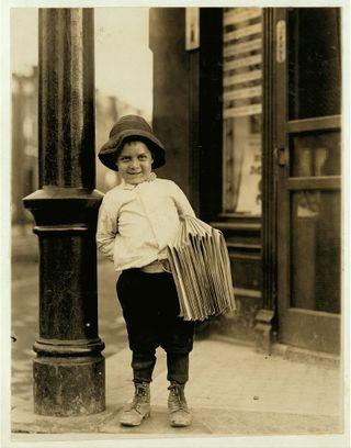 Newsboy._Little_Fattie