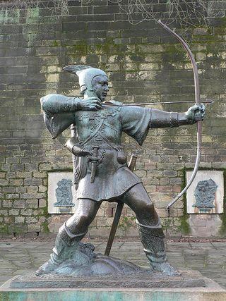 Robin.Hood.Statue